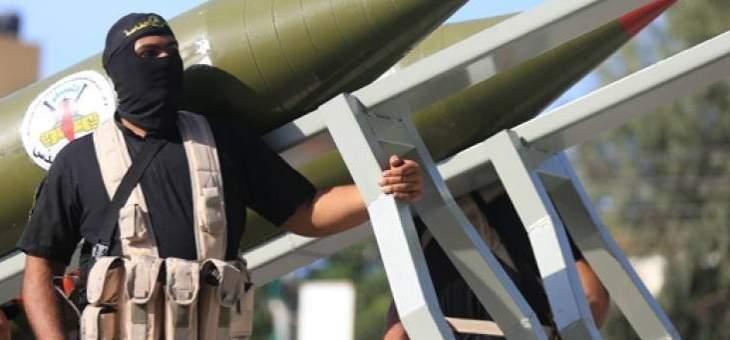 سرايا القدس: تم قصف سديروت ونتيفوت وشعار هنيغف بدفعات صاروخية مكثفة