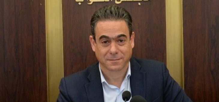 صحناوي: سيتم التعويض على التجار والمؤسسات المتضررة من انفجار المرفأ بالمرحلة المقبلة