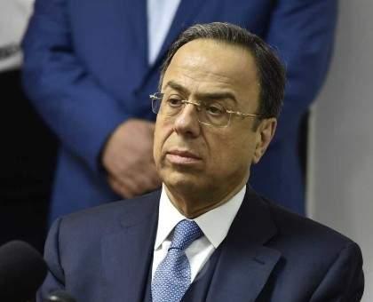 بطيش طالب حاكم مصرف لبنان بتطمين الناس في ما يخص سعر صرف الليرة