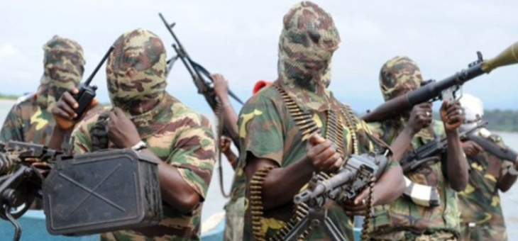 الجيش النيجيري يعلن العثور على خمسة طلاب مخطوفين