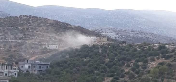 الميادين: الاشتباكات بين الجيش والمسلحين بوادي خالد أسفرت عن مقتل عدد منهم