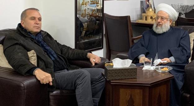 ماهر حمود: تكليف حسان دياب فتح ثغرة امل للمستقبل