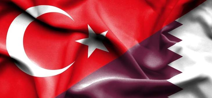الدفاع القطرية تعلن عن تأييد العملية العسكرية التركية في الشمال السوري