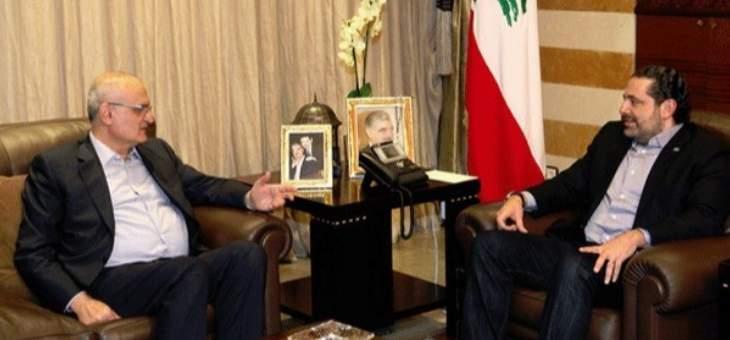 NBN عن اجتماع الحريري مع خليل ومعاون نصرالله: الأمور على حالها