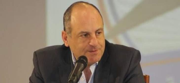 بو عاصي ممثلا جعجع: الفساد أخطر مرض بتاريخنا وهناك من حاولوا أن يكون لبنان كبش فداء