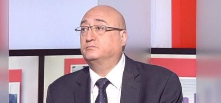 جوزيف أبو فاضل يهاجم وسائل إعلام مرئية على خلفية عدم نقلها تساعية عيد الميلاد