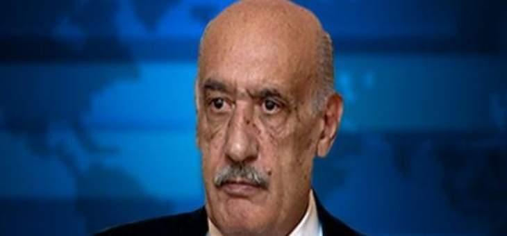 عاصم قانصوه: ما قاله شربل نحاس عن حافظ الأسد مرفوض ومدان