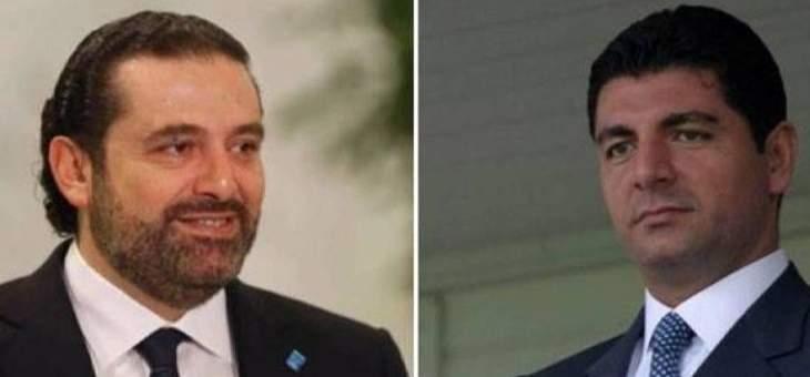 سباق بين بهاء وسعد لكسب اللبنانيين في مضمارين مختلفين