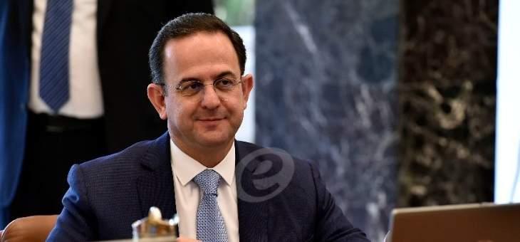 كيدانيان: عودة الإماراتي والسعودي الى لبنان ستنعش الاقتصاد اللبناني