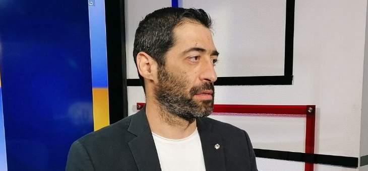 حنكش: بئس الزمن الرديء الذي تتحكم فيه مصافحة بين سعد وجبران بمستقبل شعب