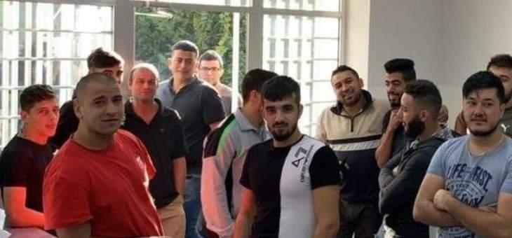 احتجاجات في طرابلس أمام المؤسسات العامة واعتصامات امام الجامعات اللبنانية