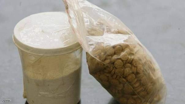 ضبط أكبر شحنة مخدرات في اليونان قادمة من سوريا