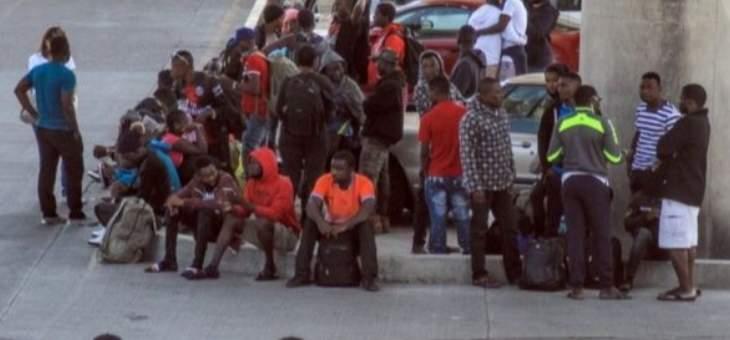 صاندي تلغراف: المهاجرون الأفارقة يسلكون بطريقهم للولايات المتحدة أدغالا موحشة