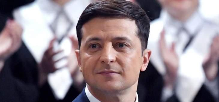 زيلينسكي: الأوكرانيون اخترعوا الطائرة المروحية والقمر الصناعي
