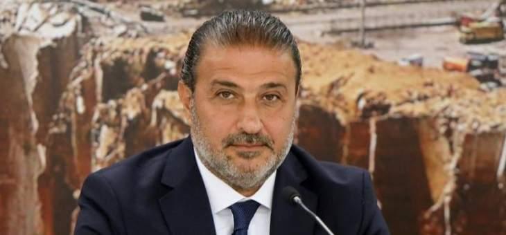 """سعد: عندما رأينا أن الدولة """"مقصرة"""" بأكثر من جانب قررنا إطلاق مقاربة لحملة التحصين ضد كورونا"""