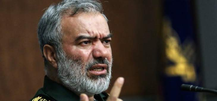 مسؤول بالحرس الثوري الإيراني: الأعداء وصلوا لمرحلة التوسل لإنقاذهم من الورطة بمستنقع اليمن