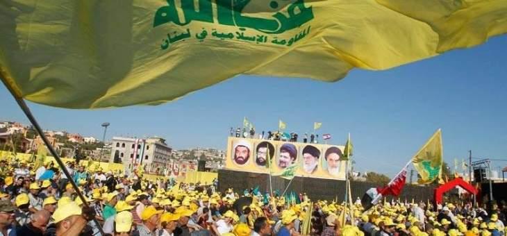 حزب الله سقط في مواجهة الفساد واعاد المتاريس الداخلية