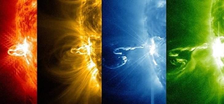 عواصف شمسية كارثية وخطورة جدية على الحضارة البشرية