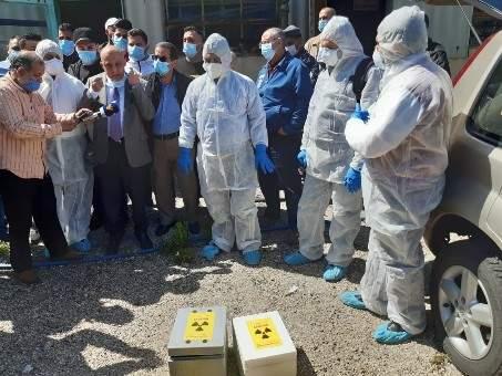 مدير عام منشآت النفط بالزهراني: انتهاء ملف تسليم المواد النووية الى الهيئة الوطنية للطاقة الذرية