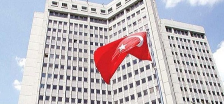 دفاع تركيا: 8 خروقات خلال 24 ساعة من التنظيمات الإرهابية في المنطقة الآمنة شمالي سوريا