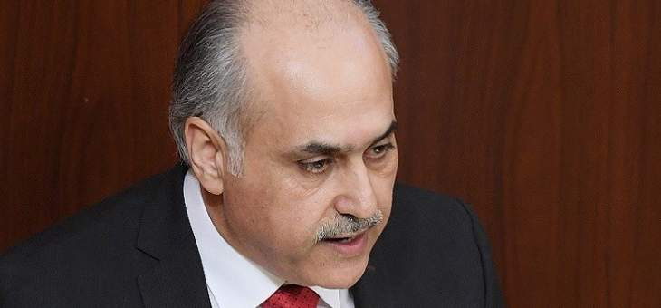 أبو الحسن:سنعمل على تحسين شروط تمثيلنا من دون الوصول إلى تعطيل الحكومة