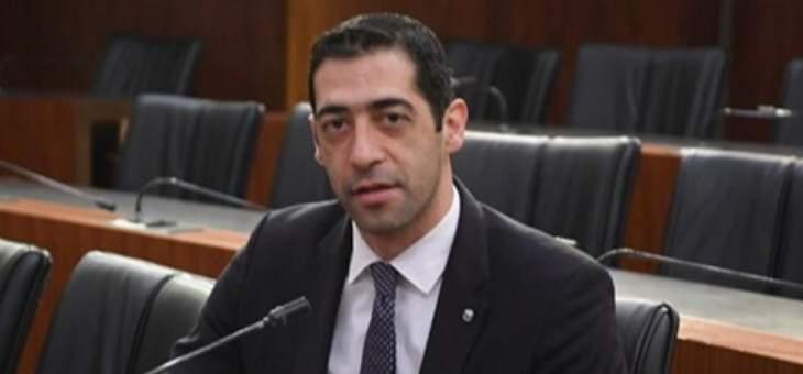 حنكش: الثوار أعادوا الأمل ببناء لبنان الجديد ونطلب من الرئيس الدعوة لاستشارات نيابية