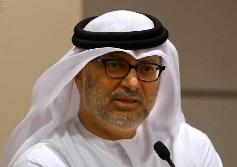 قرقاش: الاهتمام الدولي بأمن الخليج يجب أن يبدأ ببناء الثقة التي تأثرت سلبا بتدخلات إيران