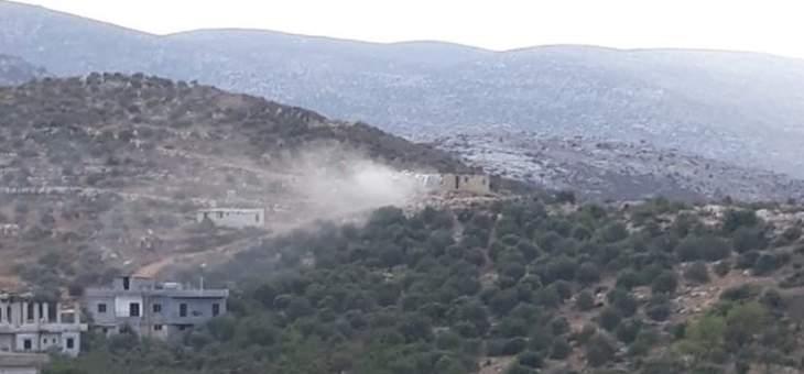 LBC: اشتباك بين الجيش ومجموعة سورية مسلحة في وادي خالد