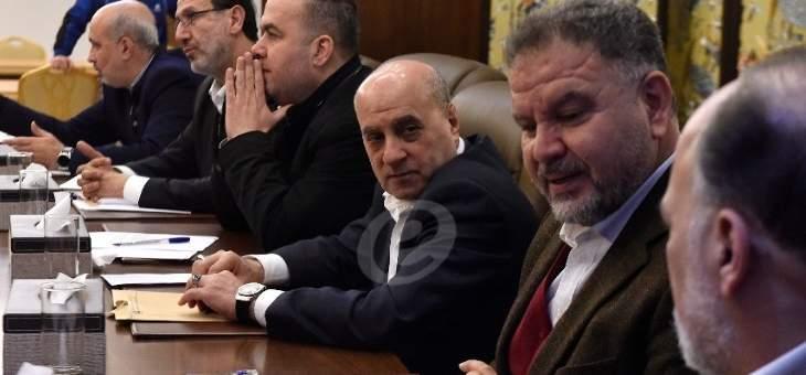 الوفاء للمقاومة: ما حدث بالأمس داخل قصر العدل ببعبدا لا يتناسب مطلقاً مع منطق حفظ المؤسسات