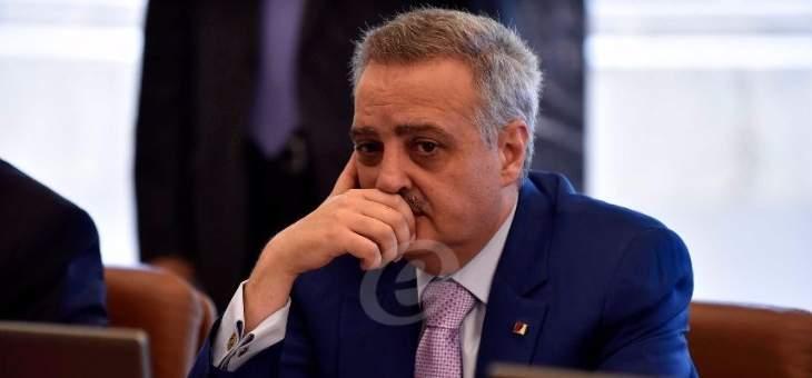 الأنباء: أرسلان ووهاب طلبا موعداً لزيارة عون في بيت الدين