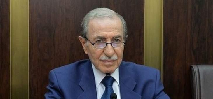 أنور الخليل وقّع على رفع السرية المصرفية عن جميع حساباته بلبنان والخارج