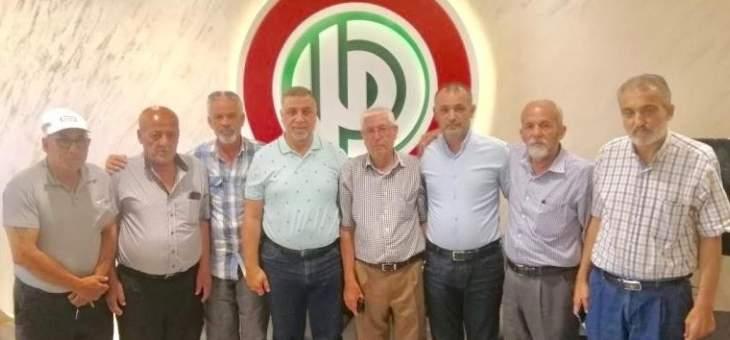 إسماعيل: صفقة القرن تستهدف تصفية القضية الفلسطينية ولبنان ووحدته
