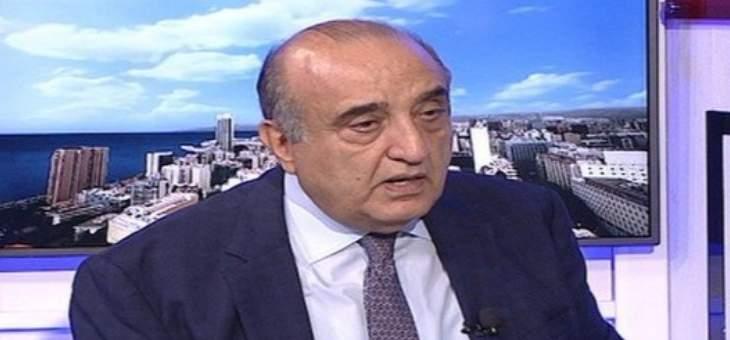 عبود: لفصل السياسة عن مصلحة لبنان العليا والعهد الجديد للمصارف يجب أن يبنى على الشفافية