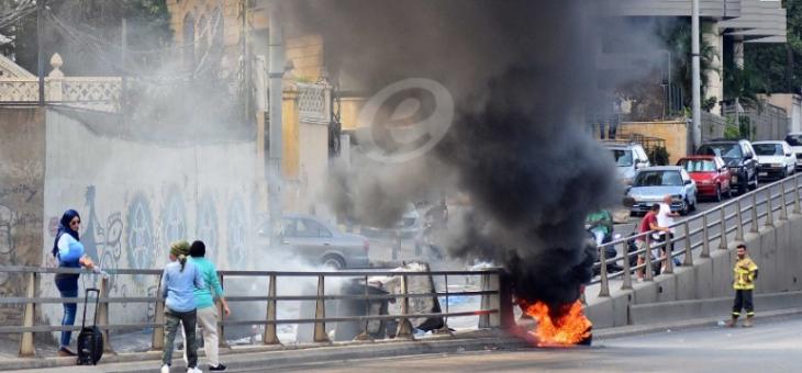 OTV: القصر الجمهوري بات يمتلك معطيات مؤكدة حول الجهات التي حركت الشارع
