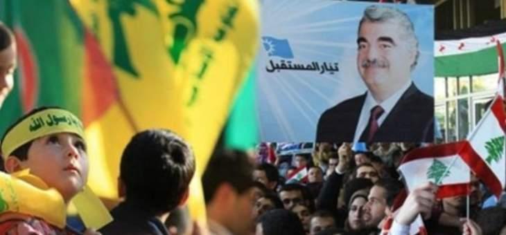 """هل انتهت مرحلة """"ربط النزاع"""" بين """"حزب الله"""" و""""المستقبل""""؟!"""