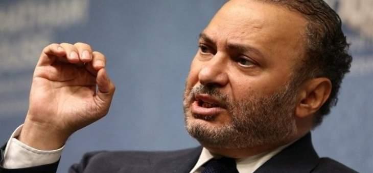 قرقاش: نشفق على استراتيجيات الدوحة التي تقوم على برامج تلفزيونية لا تخاطب إلا جمهورها