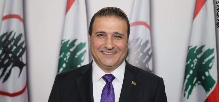 سعد: أناشد الحكومة إتخاذ قرار سريع بالاقفال التام لمدة 3 أسابيع