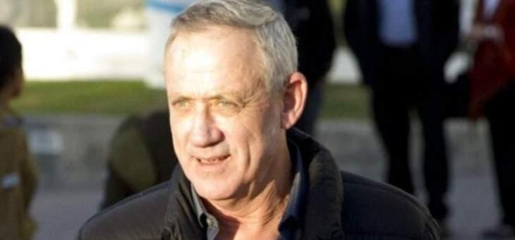 """""""هآرتس"""": الأحزاب العربية وافقت على ترشيح غانتس لرئاسة حكومة إسرائيل"""