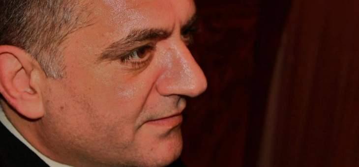 """""""الوطني الحر"""" نعى انطون الخوري حرب: حياته مسيرة نضالية من اجل لبنان الحر"""