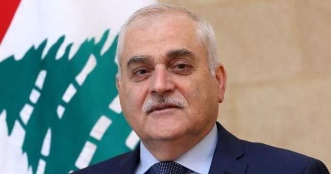 جبق: إقفال الحضانات على جميع الأراضي اللبنانية غدا