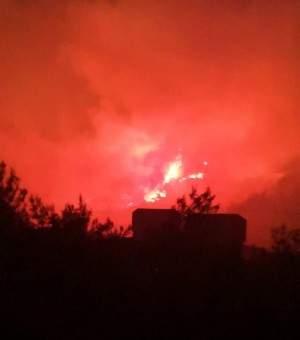 المنار: لقاء بري-الحريري تطرق الى موضوع اتساع رقعة الحرائق في لبنان