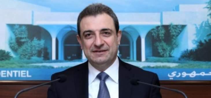 أبو فاعور: الصناعة يمكن أن تكون رافعة للاقتصاد الوطني ومولدا لفرص العمل