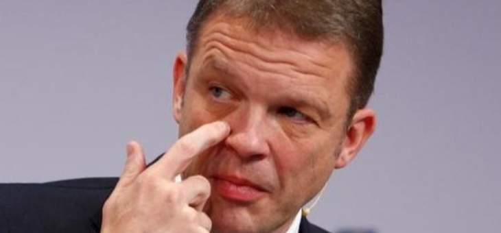 رئيس أكبر بنك في ألمانيا يقترض من سائقه