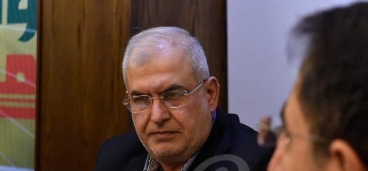أوساط الجمهورية:الحكومة لن تطلب من أمين شري ومحمد رعد الاستقالة