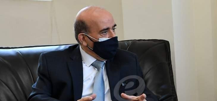 وهبة التقى في أثينا نظيره اليوناني: عبء النازحين على لبنان يتطلب دعم المجتمع الدولي بأسره
