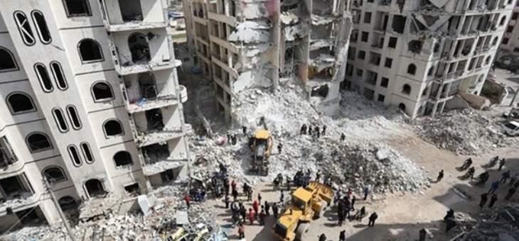 خسائر لبنان من المُشاركة بإعادة إعمار سوريا أكبر من أرباحه!
