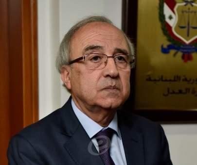 سرحان: مجلس القضاء الأعلى سينعقد الإثنين لإيجاد حل مؤسساتي لموضوع النيابات العامة