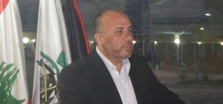 عبد الهادي: حريصون على بناء أفضل العلاقات بين المخيمات وجوارها