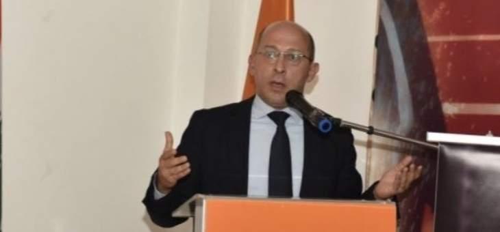 آلان عون: لبنان يبقى بكل مناطقه ملك الجميع من دون إستثناء