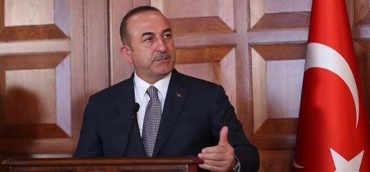 جاويش أوغلو: إسبانيا صديق حقيقي لتركيا